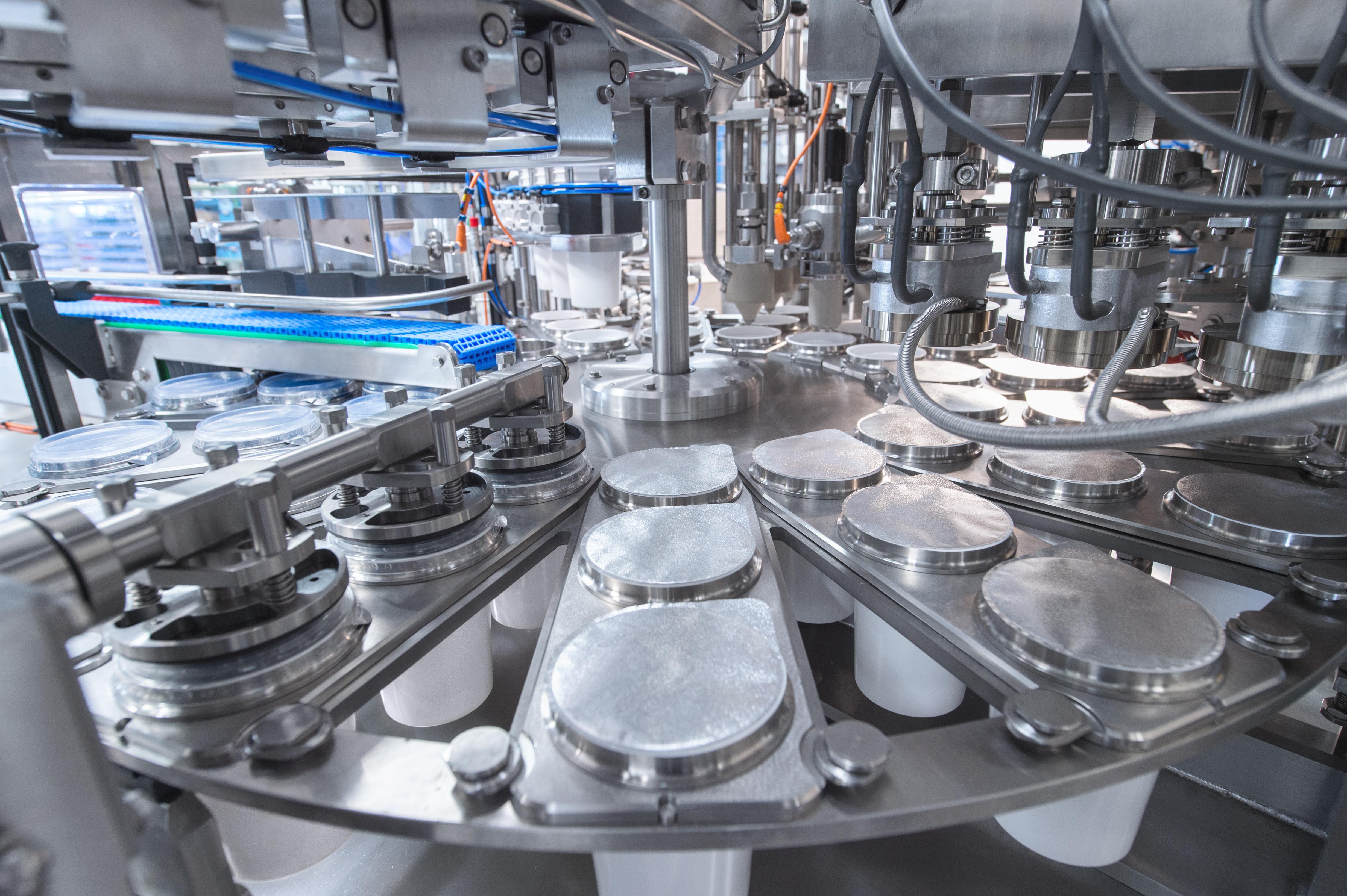 Machine de dosage rotative indexée Neo pour pots préformés