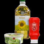 Oils & Sauces