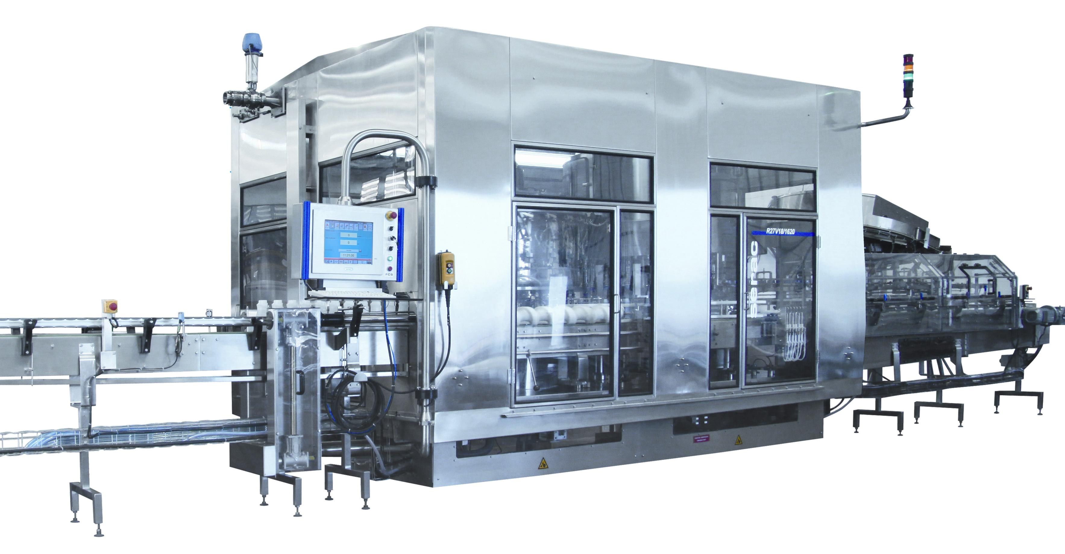 En version standard, elles sont entièrement constituées d'acier inoxydable (ou de matériaux adaptés comme le titane ou l'hastelloy).