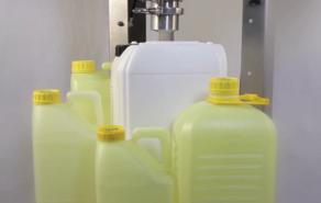 Une large gamme d'emballages peut être conditionnée sur la même machine.
