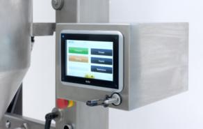 Interface utilisateur à écran tactile pratique et puissante, testée et améliorée pour un contrôle total de votre production