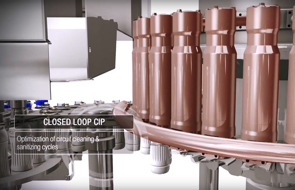 COMBOX H2F – (Blow-Fill-Cap) – Packaging solution for chilled products