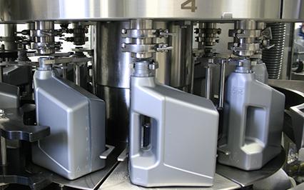 LUBRIFIANTS – Machine de remplissage-bouchage ATEX – RB