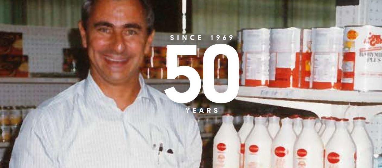 1969-2019 : Serac blows 50 candles this year