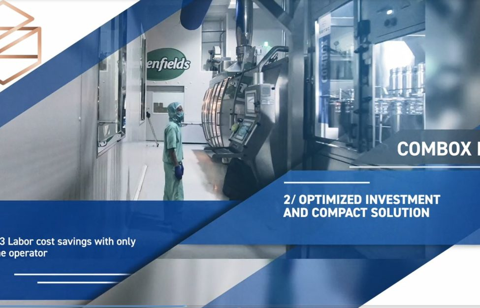 COMBOX-H2F : une solution abordable pour rentrer sur le marché des produits laitiers en bouteilles.