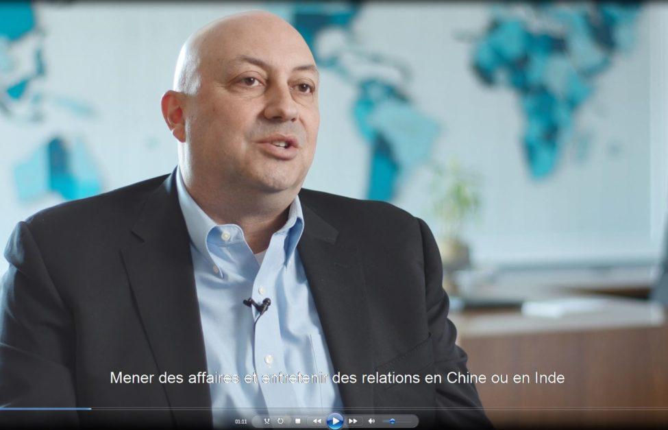 Dino Chece, Président & Directeur Général