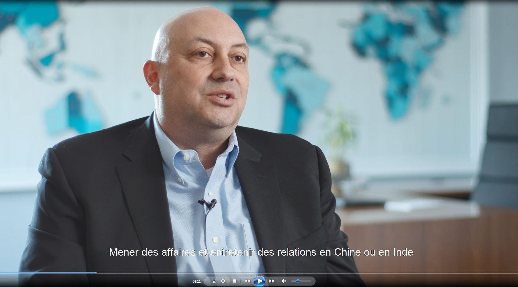 Dino Chece, President & CEO