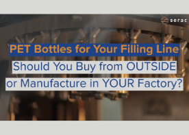 On-Site PET Bottle Manufacturing